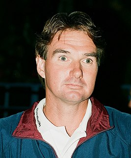 Jimmy Connors American tennis player