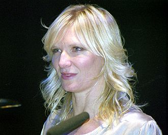 Jo Whiley - Whiley at the 2005 Student Radio Awards