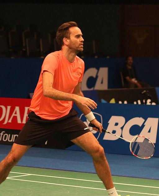 Joachim Fischer Nielsen - Indonesia Open 2017