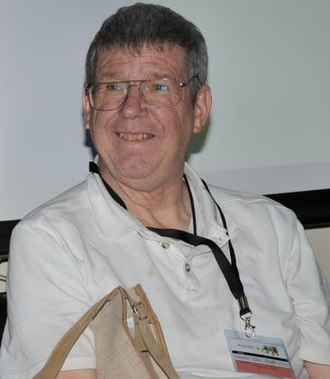 Joseph A. Ball (mathematician) - Joe Ball at IWOTA 2013 in Bangalore