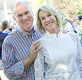 Joe and Kelly Knight Craft at Independence Day celebration.jpg