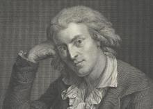 Das Schillerporträt (Detail) (Quelle: Wikimedia)