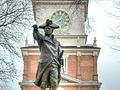 John Barry and Independence Hall, Philadelphia.jpg