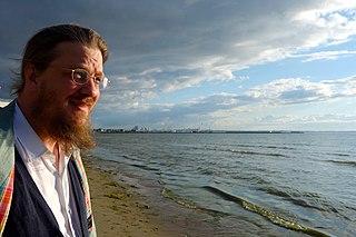John Behr American priest and theologian (born 1966)