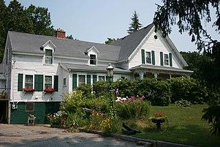 John Brooks House United States historic place