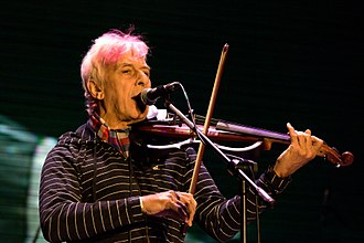 John Cale - Cale performing live at Urban SimpleLife Festical in 2010