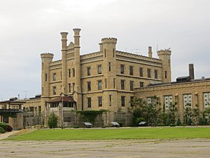 Prison Break - Joliet State Prison which served as Fox River State Penitentiary in Prison Break.