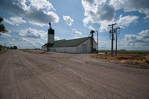 Joliette, North Dakota - Buildings in Joliette