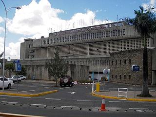 Jomo Kenyatta International Airport international airport serving Nairobi, Kenya