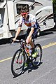 Jordan Cheyne of Jelly Belly p b Maxxis before the start of Stage 2 in Modesto (34998797926).jpg