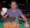 Jordan Smith (WSOP 2009, Event 36).jpg