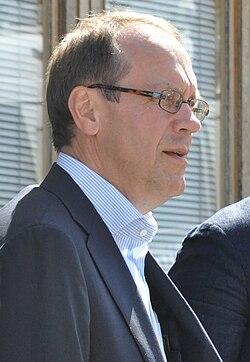 Finlands utrikesminister utnamnd