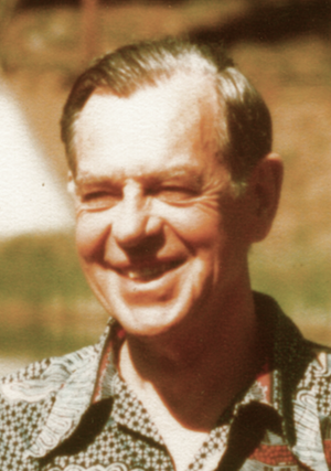 English: Joseph Campbell, late 1970
