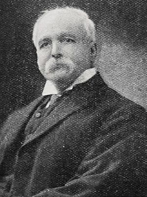Joseph Ivess - Ivess, circa 1905.