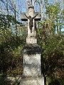 Jozef Sommer Grave Cross, 2019 Etyek.jpg