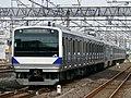 12 / JR東日本E531系電車