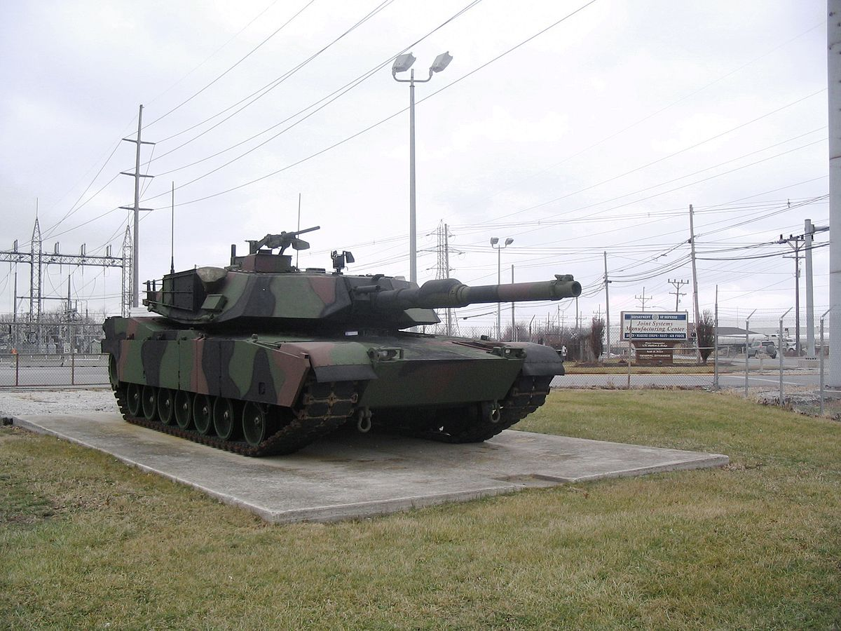 Lima army tank plant wikipedia - Army tank pictures ...