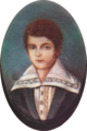 Juan Manuel de Rosas as a child (transparent).png