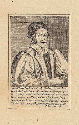 David Jenkins (Royalist) - David Jenkins.
