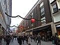 Juleguirlander på Købmagergade 01.jpg