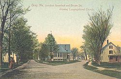 Junction Greenleaf & Brown Sts., Gray, ME.jpg