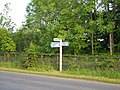 Junction on former A30 - geograph.org.uk - 186268.jpg