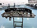 Junkers Ju-52-3mg8e transport aircraft cockpit instruments - Πίνακας οργάνων (27033250305).jpg