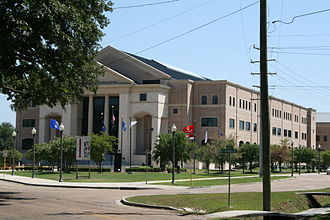 St. Tammany Parish, Louisiana - St. Tammany Parish Justice Center, Covington, Louisiana