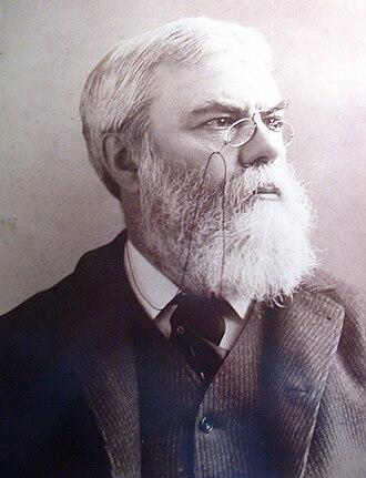 Justin Winsor - Justin Winsor c. 1885