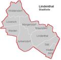 Köln-Lindenthal Stadtbezirk Lindenthal.PNG