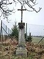 Kříž jižně od Nepomuku u cesty do Kozlovic.jpg