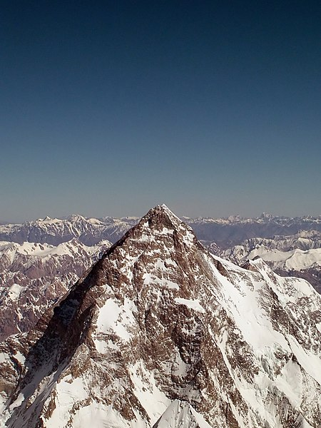 450px K2 from air