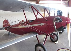 Fairchild KR-34 - KR-21B