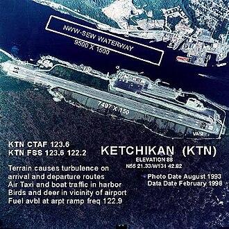 Ketchikan International Airport - Image: KTN b