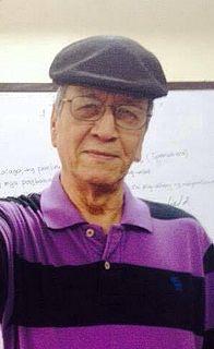 Rogelio Ordoñez Filipino writer