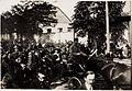 Kaiser Karl I. und Kaiserin Zita besuchen das am 21.5.1917 von einem Brand zerstörte Gyöngyös am 23.5.1917 (BildID 15564826).jpg