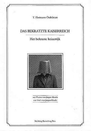 """Jürgen Klauke - Cover of """"Das Bekratzte Kaiserreich"""""""