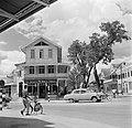 Kantoor van de Pan American World Airways in de wijk Spanbroek in Paramaribo, Bestanddeelnr 252-4963.jpg