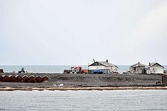 Cape Zhelaniya - Cape Zhelaniya weather station