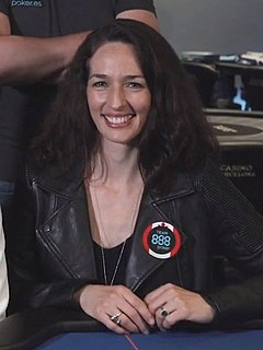 Kara Scott Canadian British television personality, journalist, and poker player