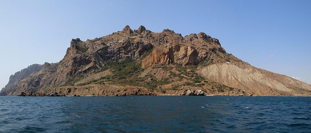Kara Dag Mountain Wikipedia