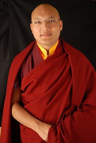 Ogyen Trinley Dorje - Image: Karmapa lama