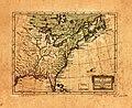 Karte des oestlichē oder ehemahligē englischen Amerika nach den Besitzungen und Grænzen nach dem Frieden von 1783. LOC 74692778.jpg