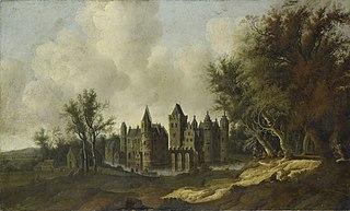 Egmond Castle