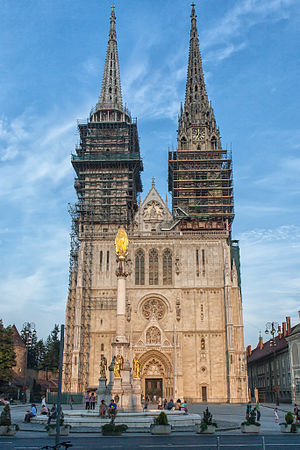 Kathedrale - Zagreb