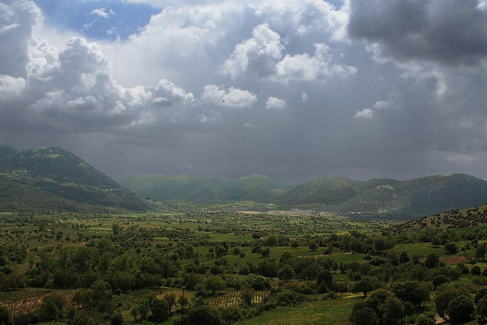Kato-Lousi-Kampos Polje Peloponnese Greece