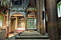 Kaupanger stave church - pulpit.jpg