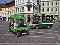 Kavalir vehicle in Ljubljana.JPG