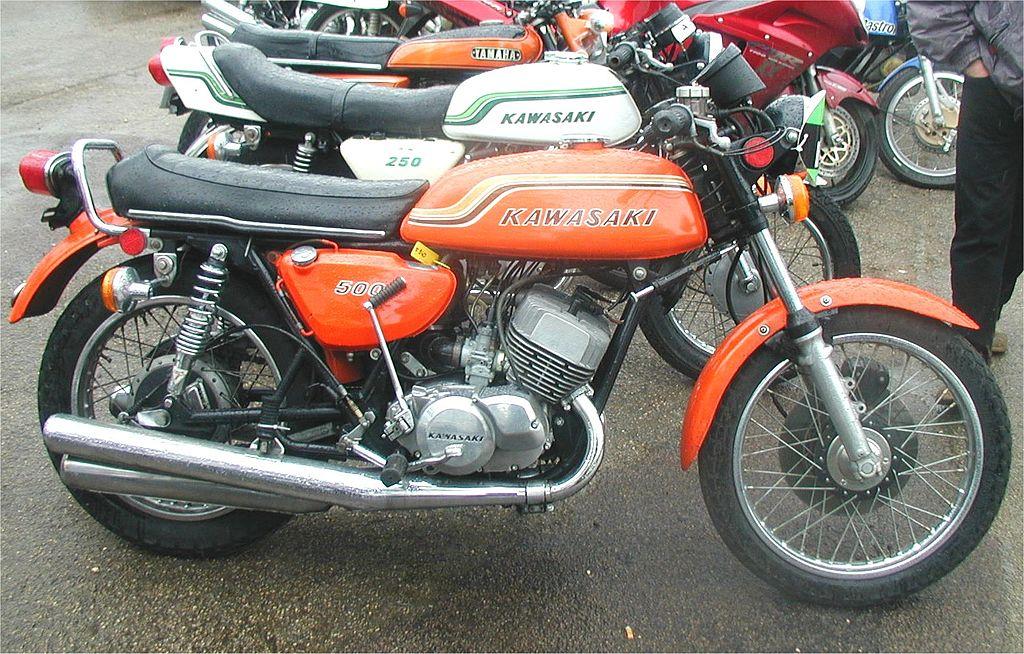 Kawasaki H Lights