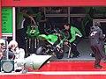Kawasaki Racing Team garage 2006 Mugello 3.jpg